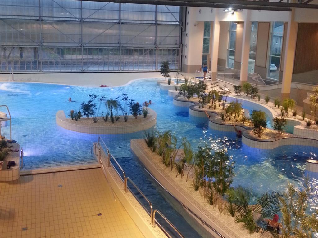 La Piscine, Centre Aquatique De Brive | Brive Tourisme dedans Horaire Piscine Brive