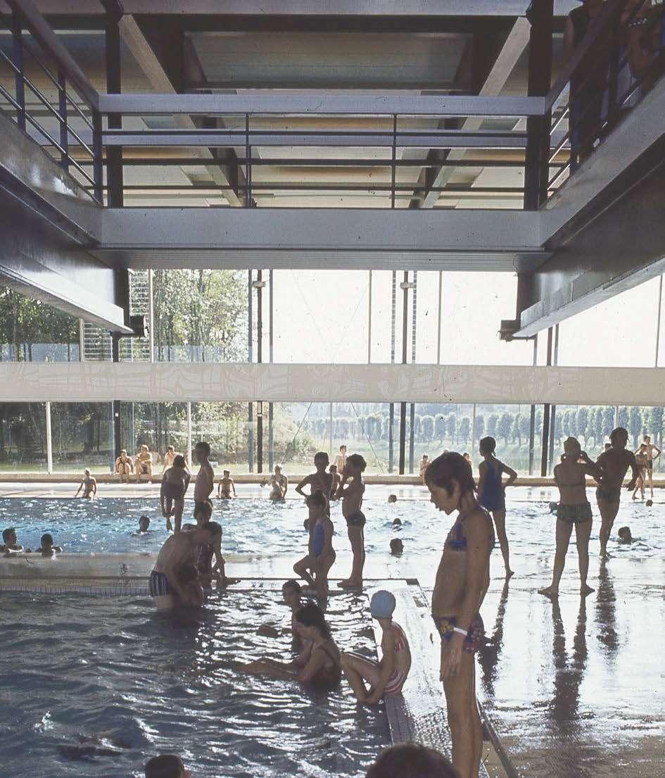 La Piscine De Château-Thierry (1971) encequiconcerne Piscine Chateau Thierry