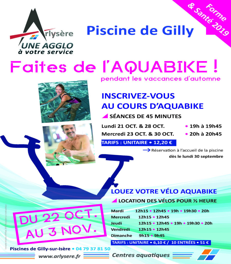 La Piscine De Gilly-Sur-Isère | Ca Arlysère à Piscine Gilly Sur Isère