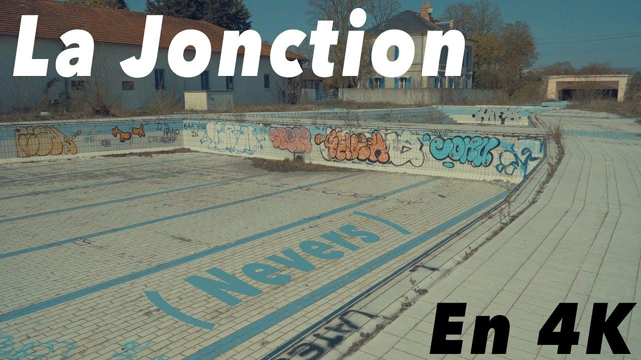 La Piscine De La Jonction ( Nevers 58 ) En 4K - 2017 pour Piscine Nevers
