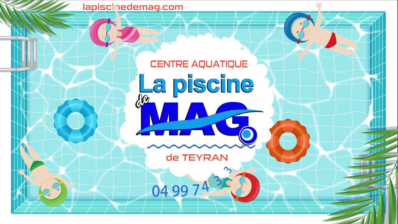 La Piscine De Mag - La Piscine De Mag À Teyran à Musique Piscine
