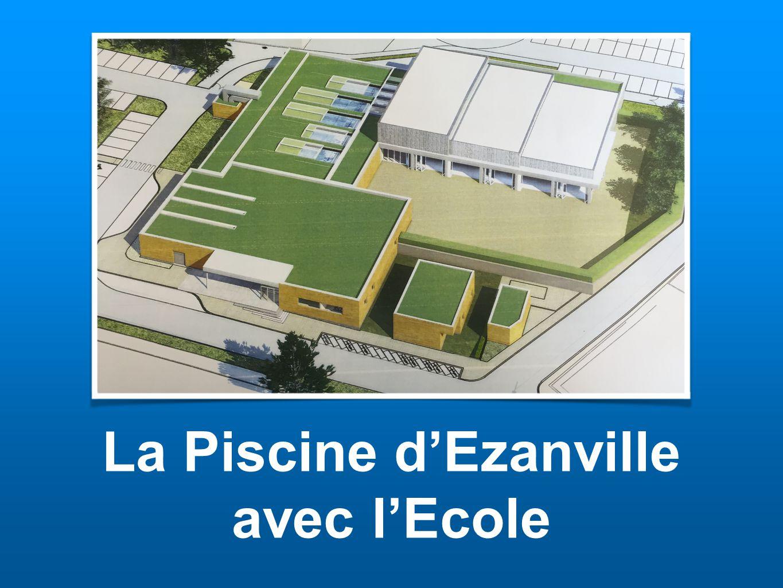 La Piscine D'Ezanville Avec L'Ecole tout Piscine Ezanville