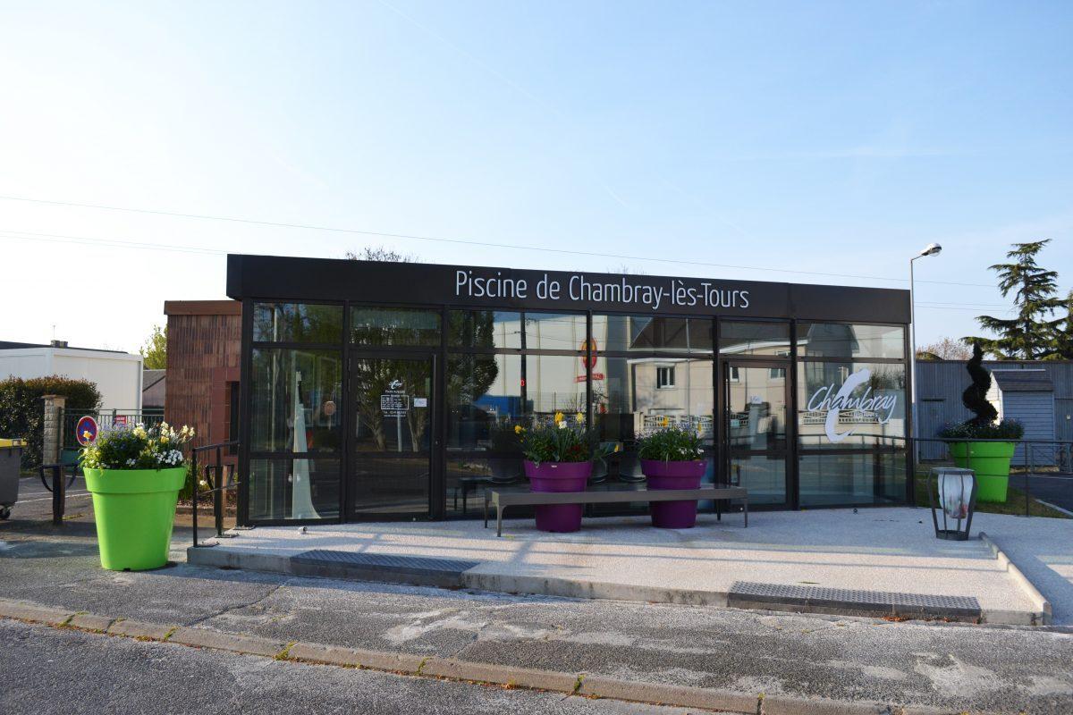La Piscine En Mode Estival - Chambray-Lès-Tours pour Piscine Chambray Les Tours