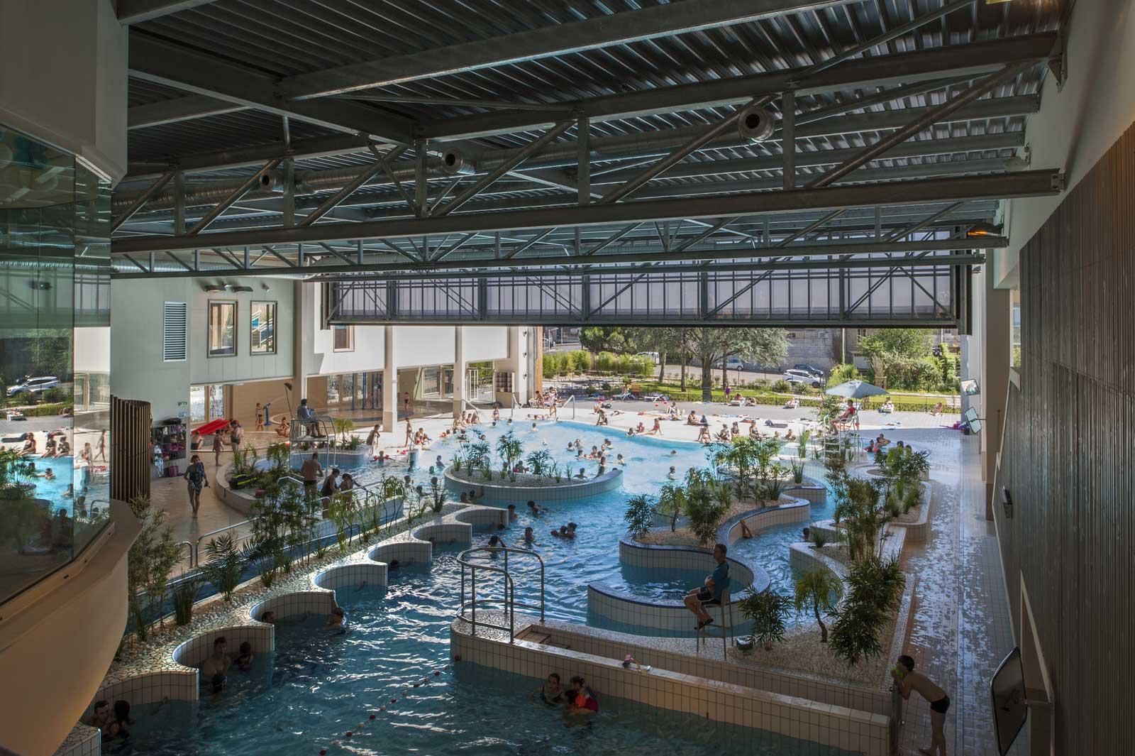 La Piscine - Espace Aquatique - Ville De Brive tout Horaire Piscine Brive