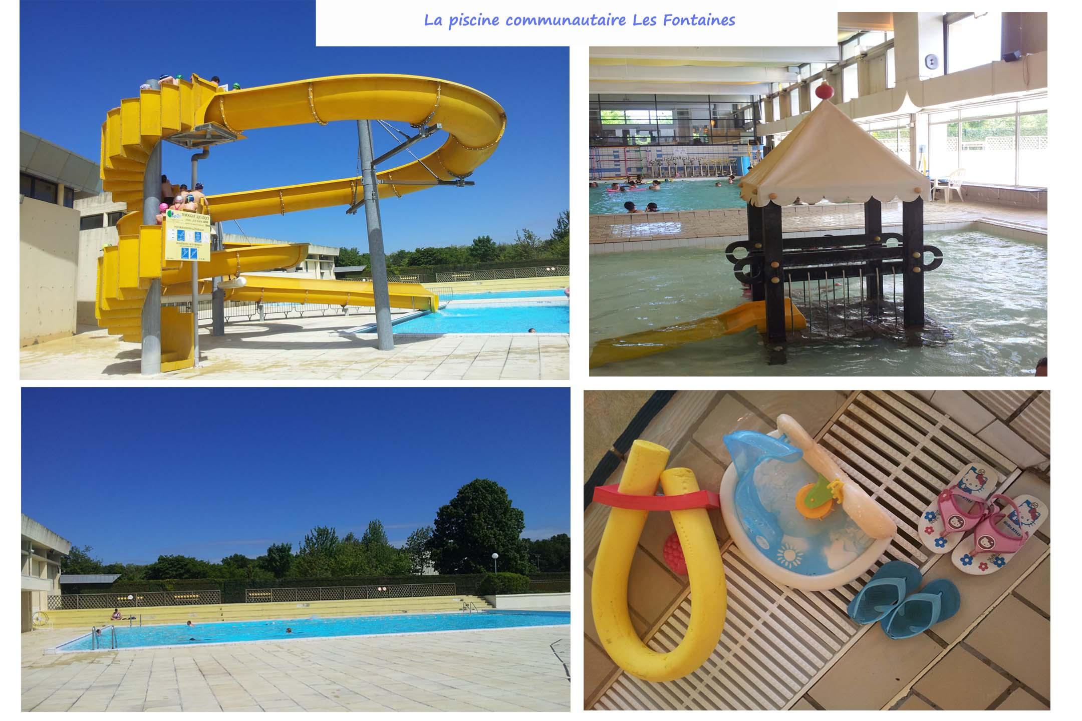 La Piscine Les Fontaines : Ses Prestations, Sa Rénovation ... concernant Piscine Rambouillet