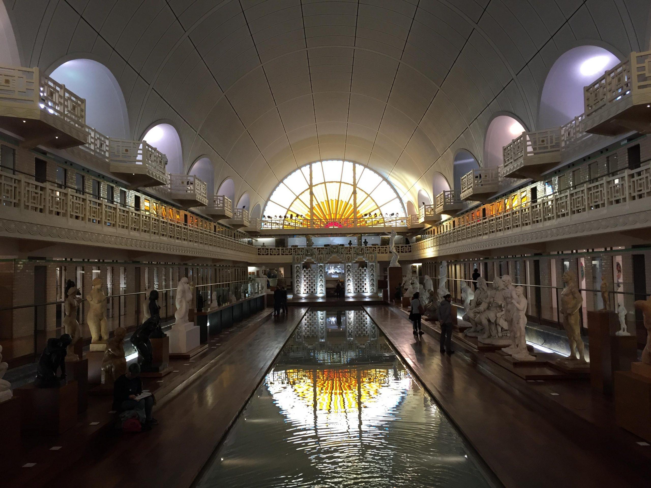 La Piscine - Musée D'art Et D'industrie : Musée Roubaix ... intérieur Piscine Roubaix Horaires