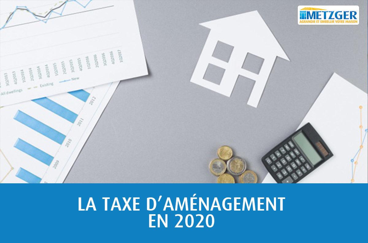 La Taxe D'aménagement En 2020 - Metzger - Conseils Et Astuces concernant Taxe Aménagement Piscine