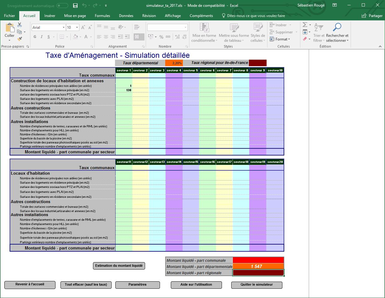 La Taxe D'aménagement (Ta) Lors De La Construction De Maison dedans Taxe Aménagement Piscine