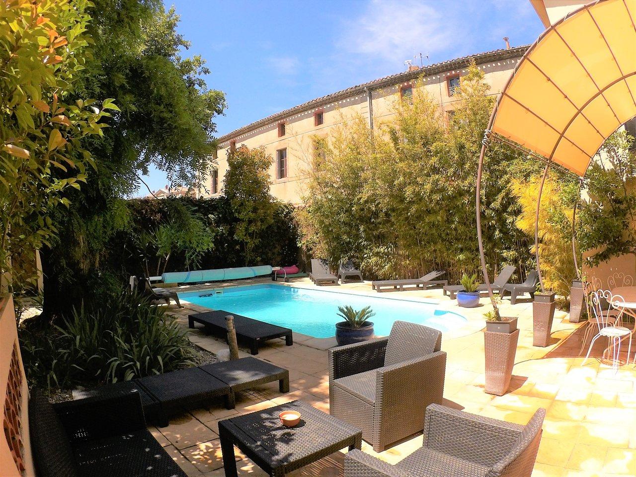 La Villa-Carcassonne (Carcassonne Center, Fransa) - Oda Ve ... concernant Piscine Mazamet