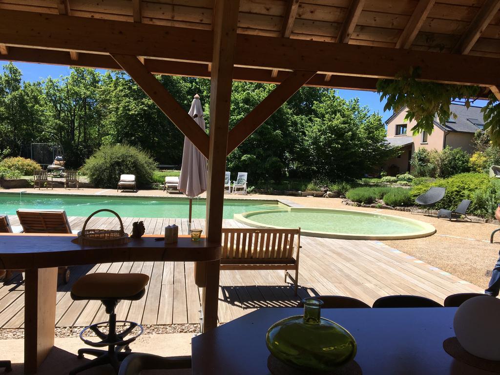 La Villa Des Pins (Fransa Verrières) - Booking destiné Piscine Mazamet