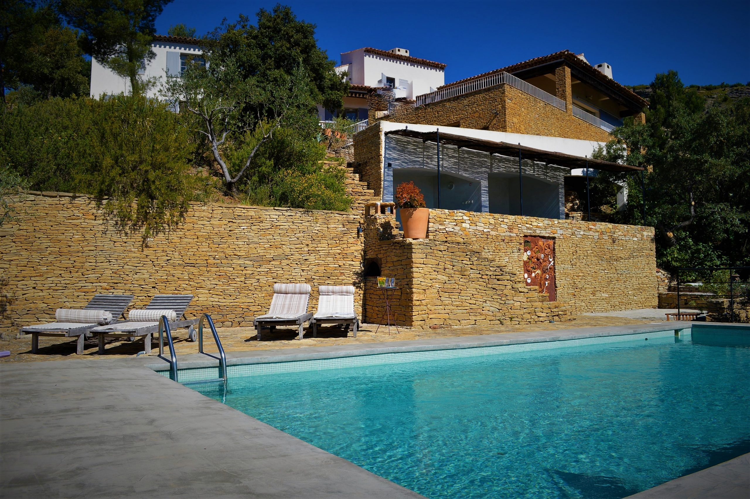 La Villa Quihado - Home dedans Piscine Suspendue