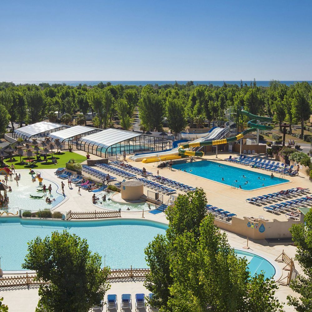 La Yole Wine Resort & Spa |5 Star Campsite And Winery At ... intérieur Camping Var Avec Piscine