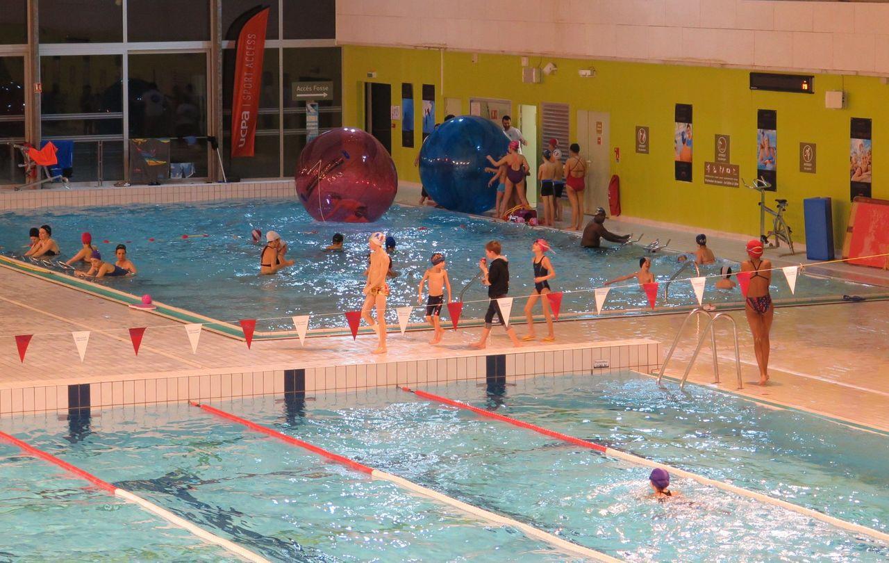 Lagny-Sur-Marne. Le Centre Aquatique Fermé Après Le Vol De ... destiné Piscine De Lagny Sur Marne