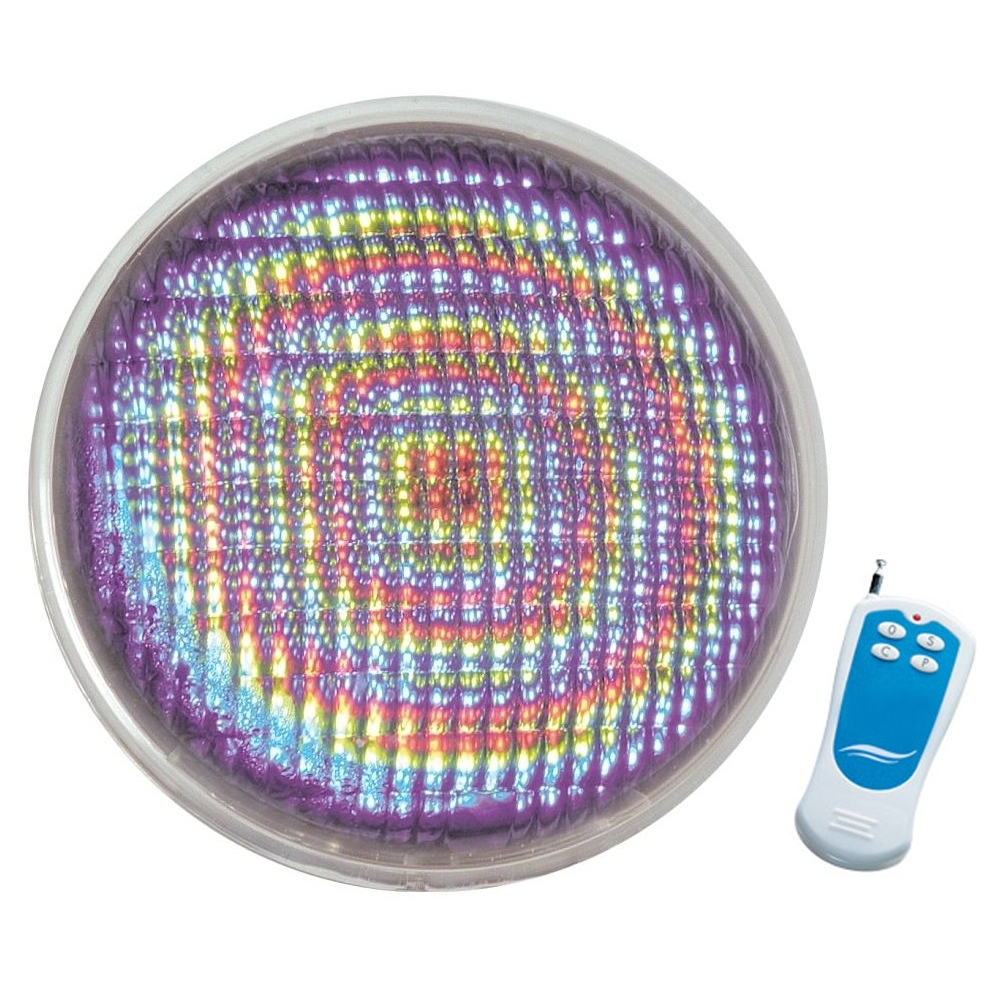 Lampe Couleurs Seamaid 270 Led + Télécommande destiné Projecteur Led Piscine