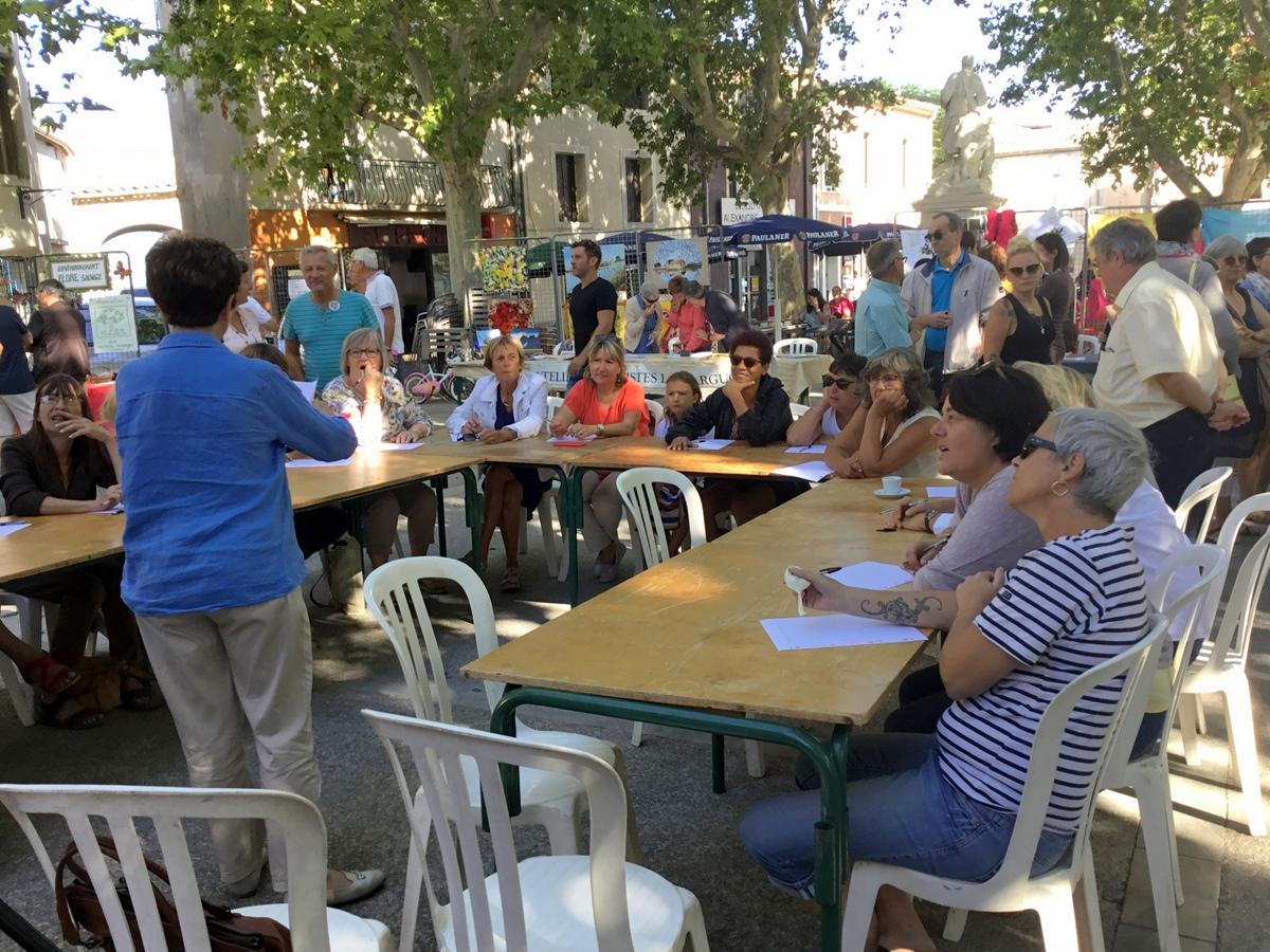 Lansargues :: Journée Des Associations Et Accueil Des ... intérieur Piscine Lansargues