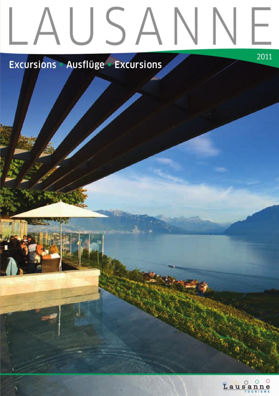 Lausanne Excursions 2011 By Lausanne Tourisme - Issuu concernant Piscine Bellerive Horaire