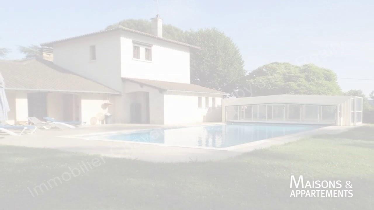Lavaur - Maison A Vendre - 365 000 € - 200 M² - 6 Pièces encequiconcerne Piscine Lavaur