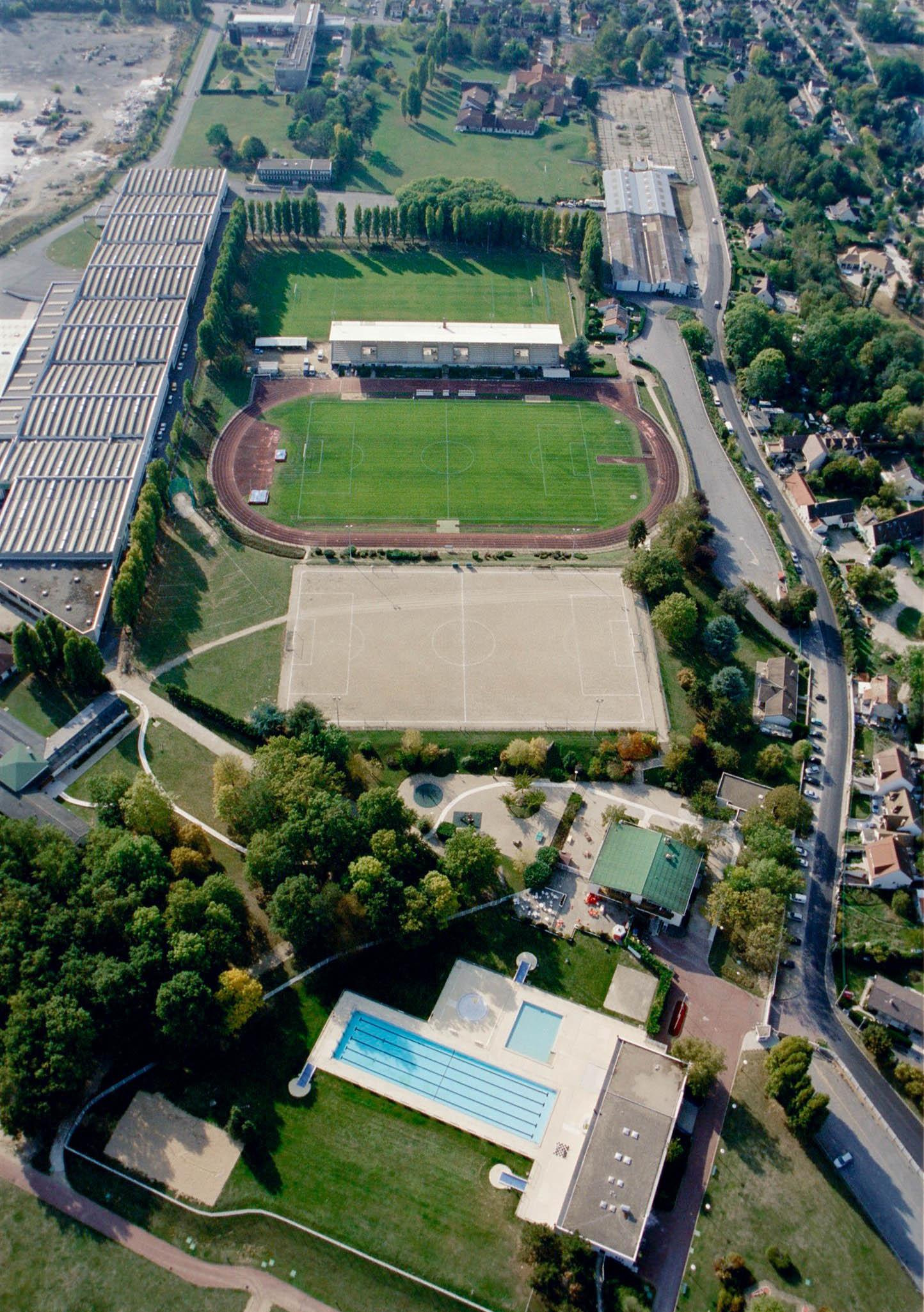 Le Bois D'auteuil, Un Nouveau Quartier De Villecresnes ... à Piscine Villecresnes