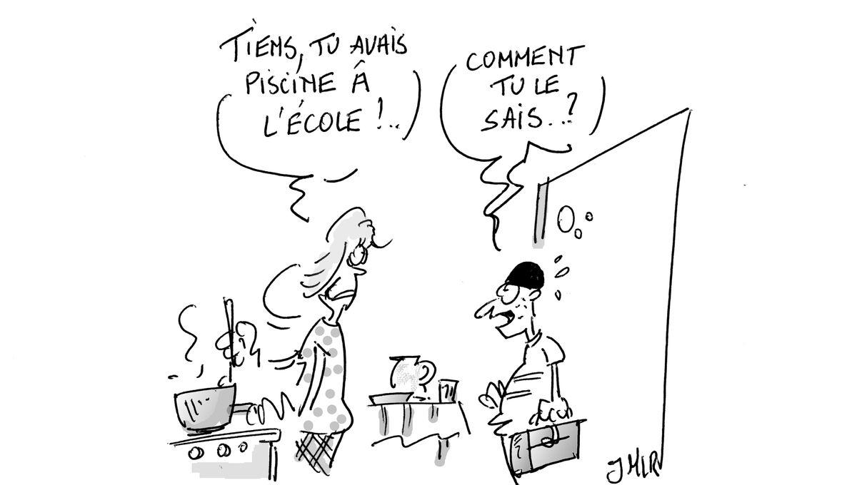 Le Bonnet De Bain Désormais Obligatoire Pour Tous Les ... pour Piscine Stuart Mill Avignon