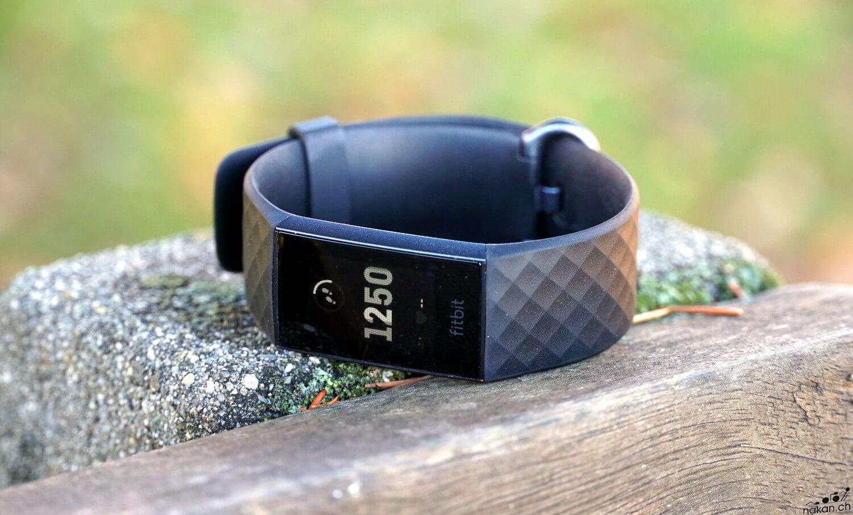 Le Bracelet Fitbit Charge 3 Testé De Fond En Comble - Nakan.ch serapportantà Bracelet Connecté Piscine