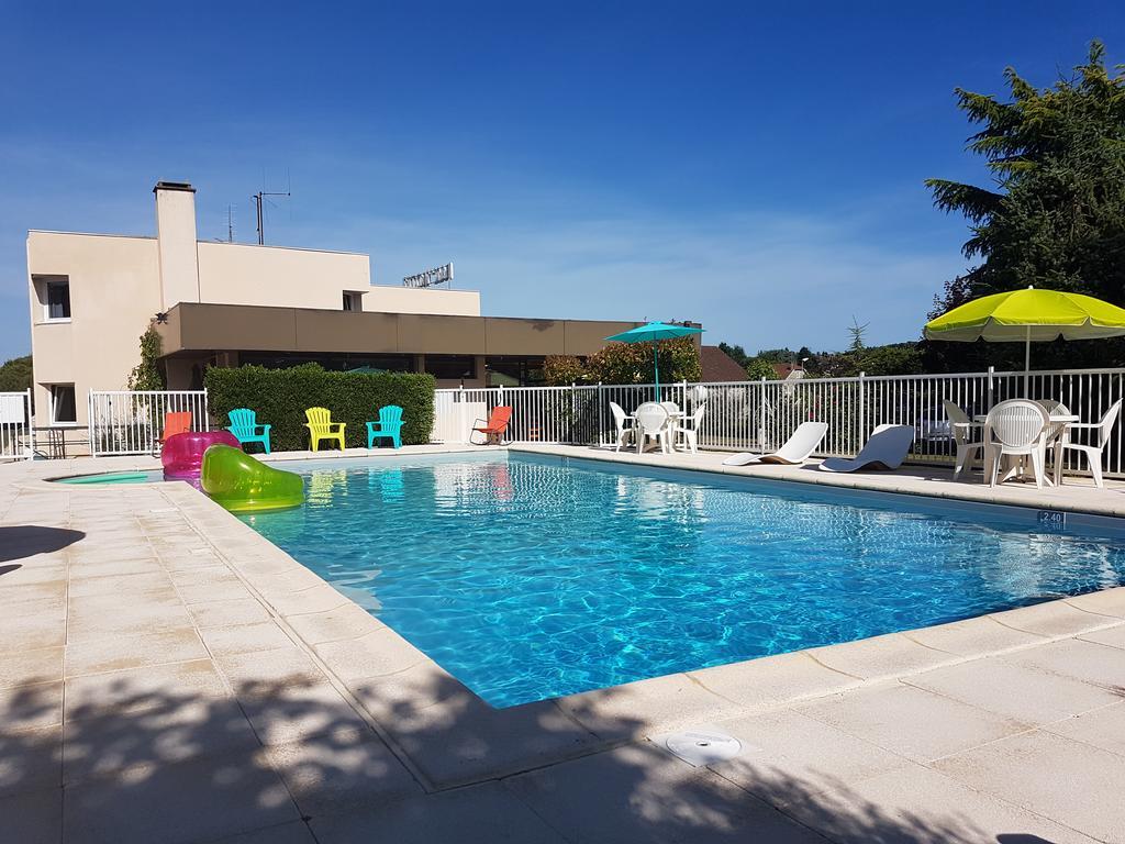 Le Brit Hotel Dak Hotel, Avallon, France - Booking avec Piscine Avallon