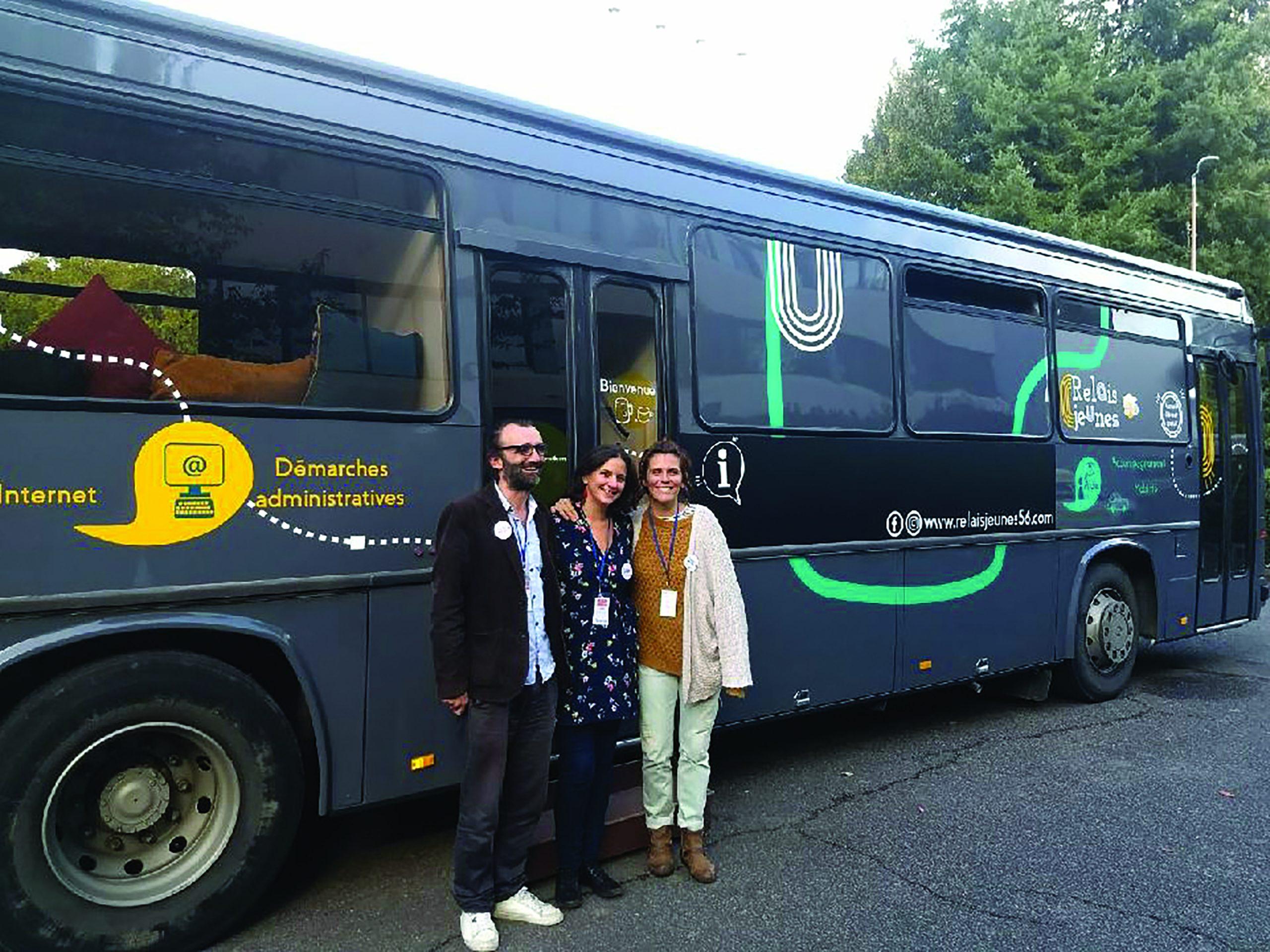 Le Bus Prévention - Questembert Communauté destiné Piscine De Questembert