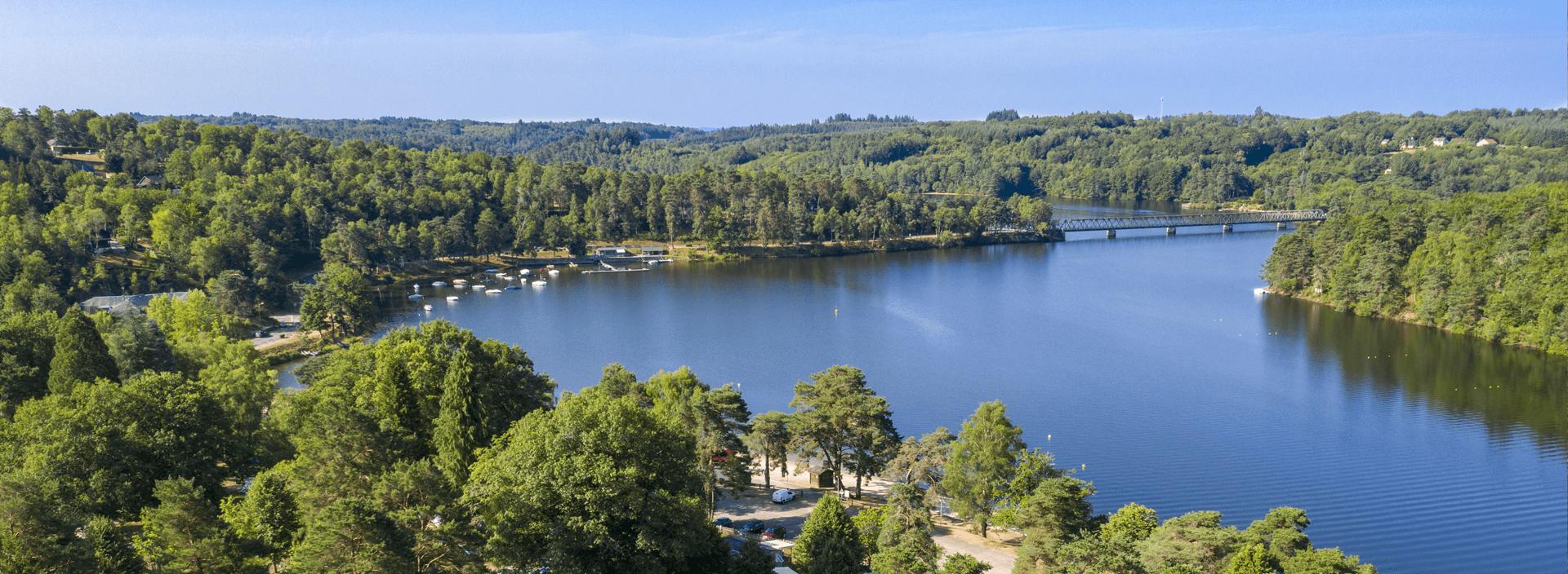 Le Camping Curiste De La Bourboule Dans Le Puy De Dome avec Camping En Auvergne Avec Piscine