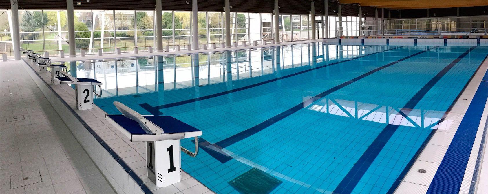 Le Centre Aquatique De Beaumont-Sur-Oise Est Situé À ... encequiconcerne Piscine De Gueret