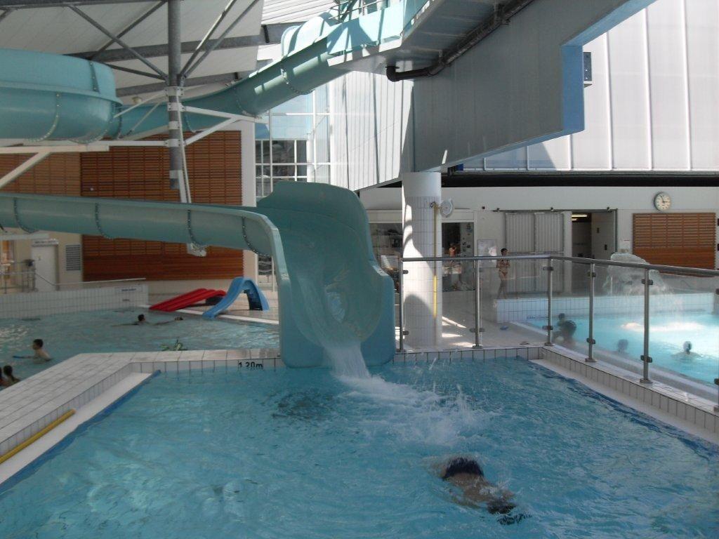 Le Centre Aquatique De Remiremont - Remiremont - 88200 - 02 ... tout Piscine Remiremont