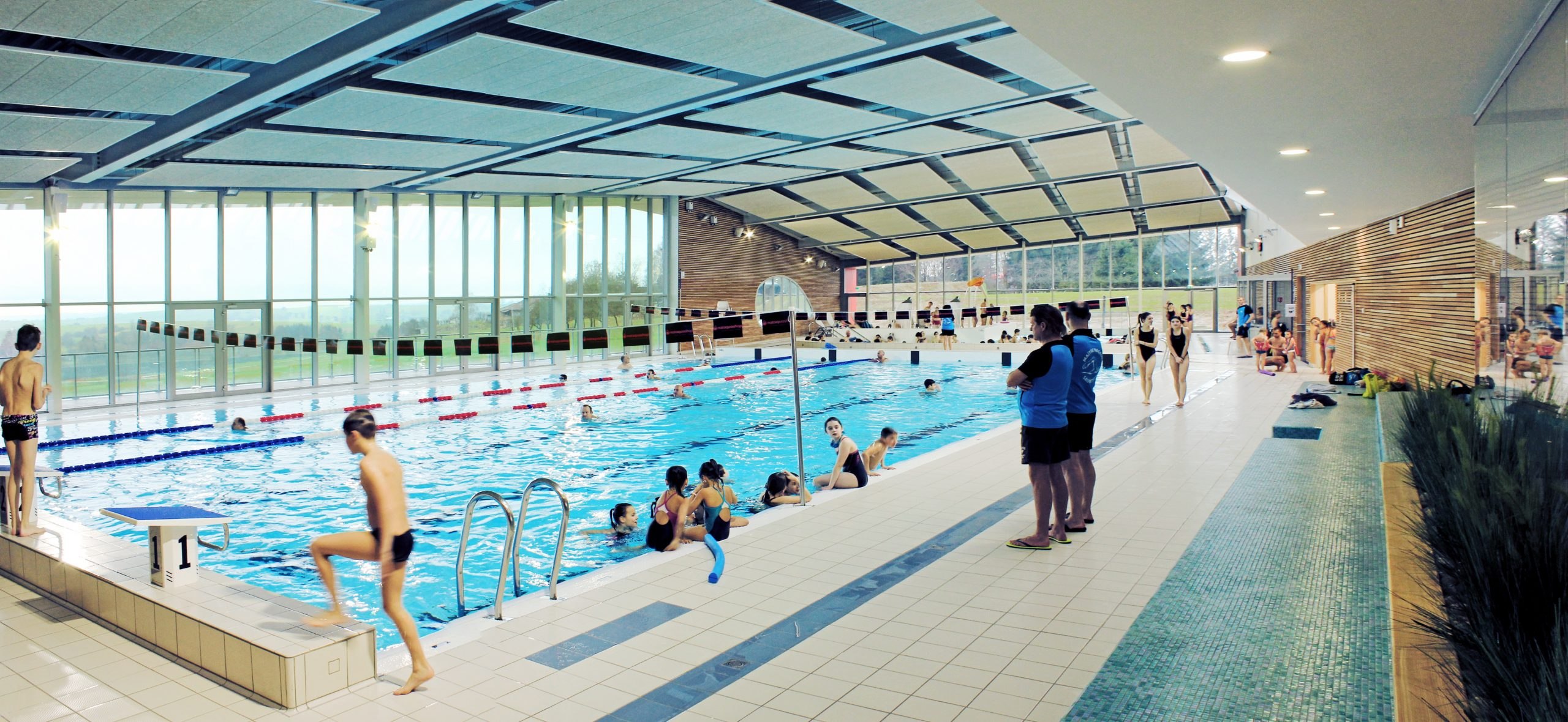 Le Centre Aquatique De Rohrbach | Communauté De Communes Du ... avec Piscine Lingolsheim Horaires