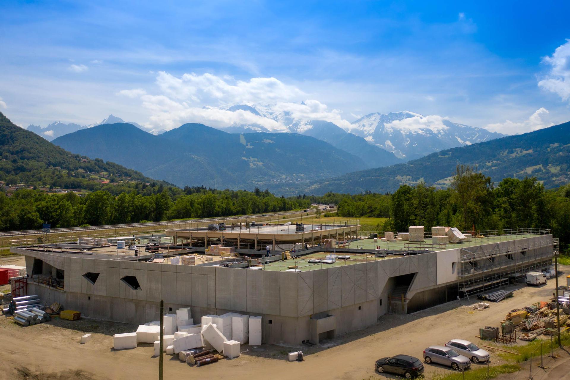 Le Centre Aquatique De Sallanches - Ville De Sallanches avec Piscine Sallanches