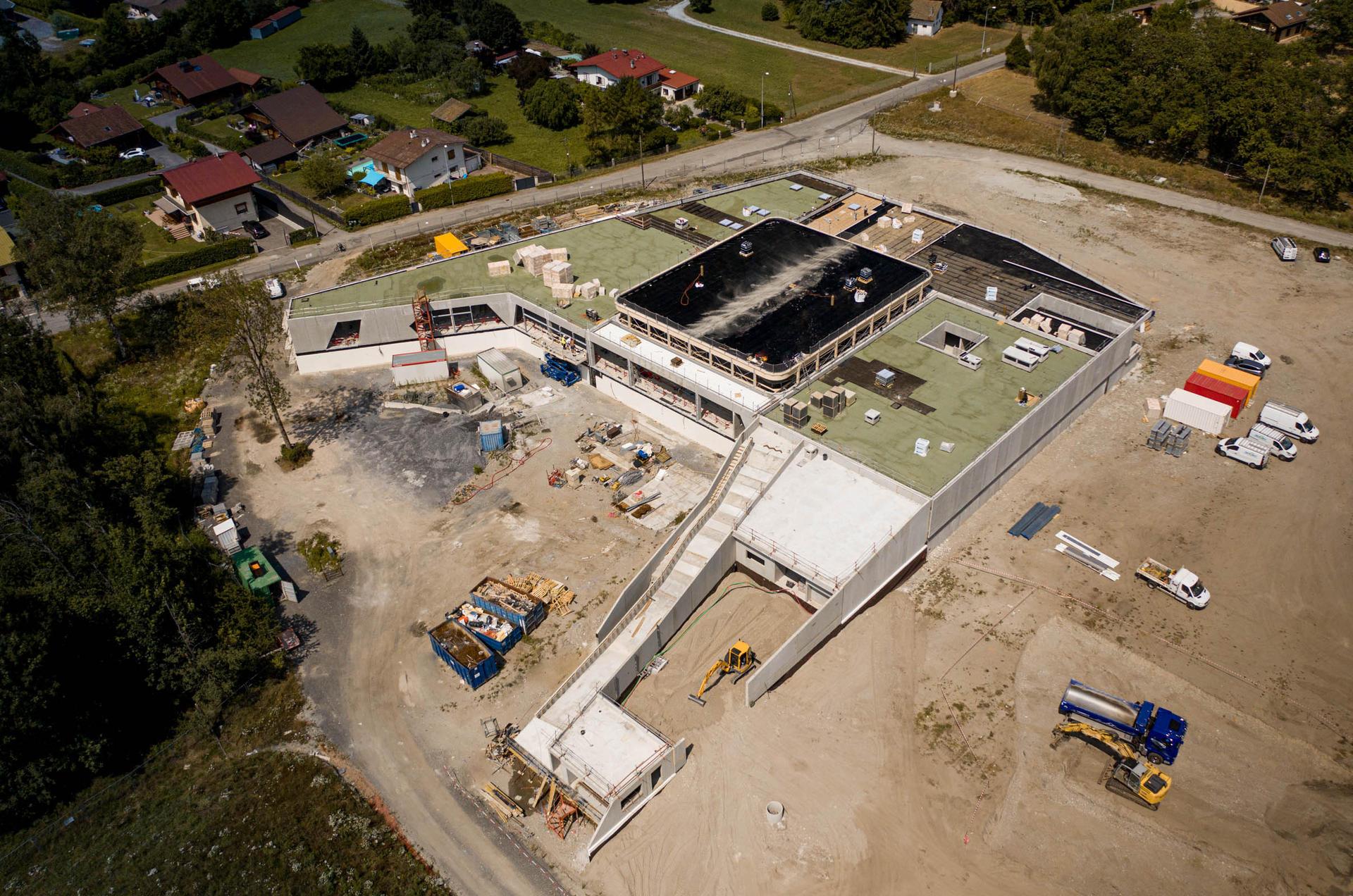 Le Centre Aquatique De Sallanches - Ville De Sallanches concernant Piscine Sallanches