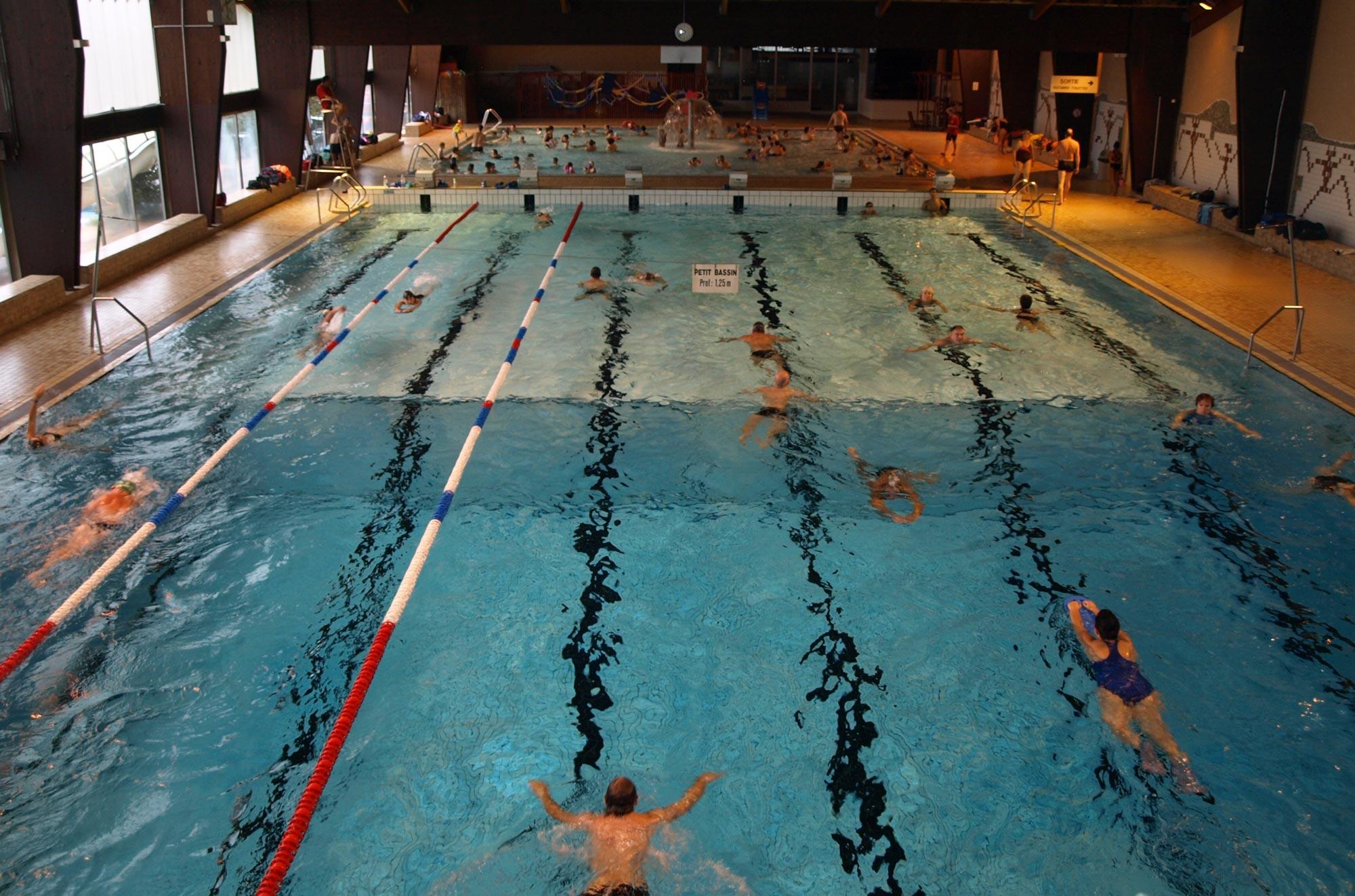 Le Centre Aquatique Le Nautilia - Communauté De Communes De ... destiné Piscine Guebwiller