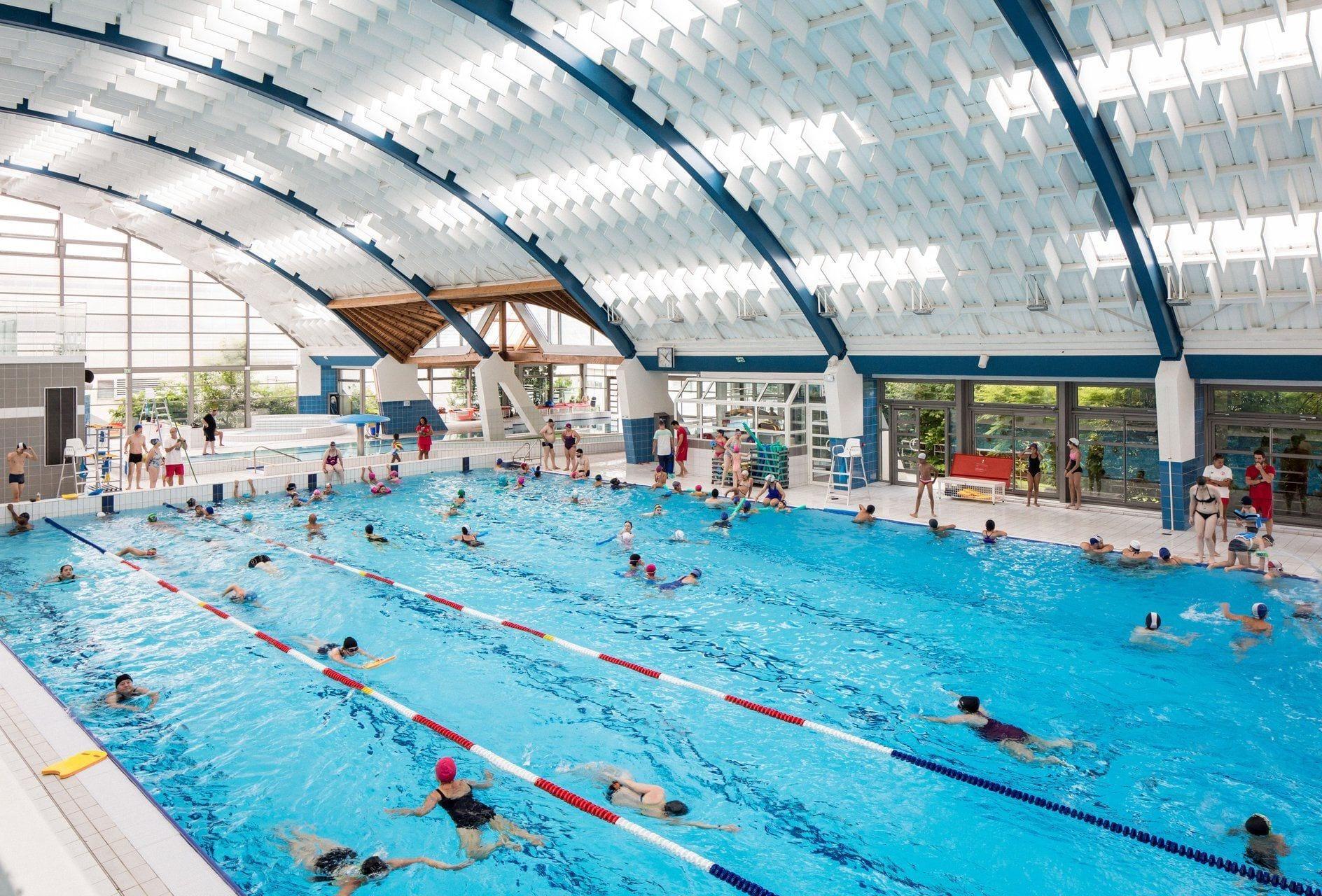 Le Centre Aquatique - Maisons-Alfort tout Horaire Piscine Palaiseau