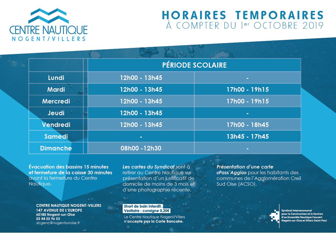 Le Centre Nautique Nogent/villers concernant Piscine De Nogent Sur Oise