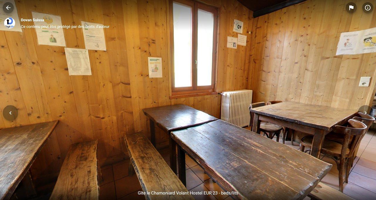 Le Chamoniard Volant (Chamonix, Fransa) - Yurt Yorumları Ve ... pour Piscine Alai