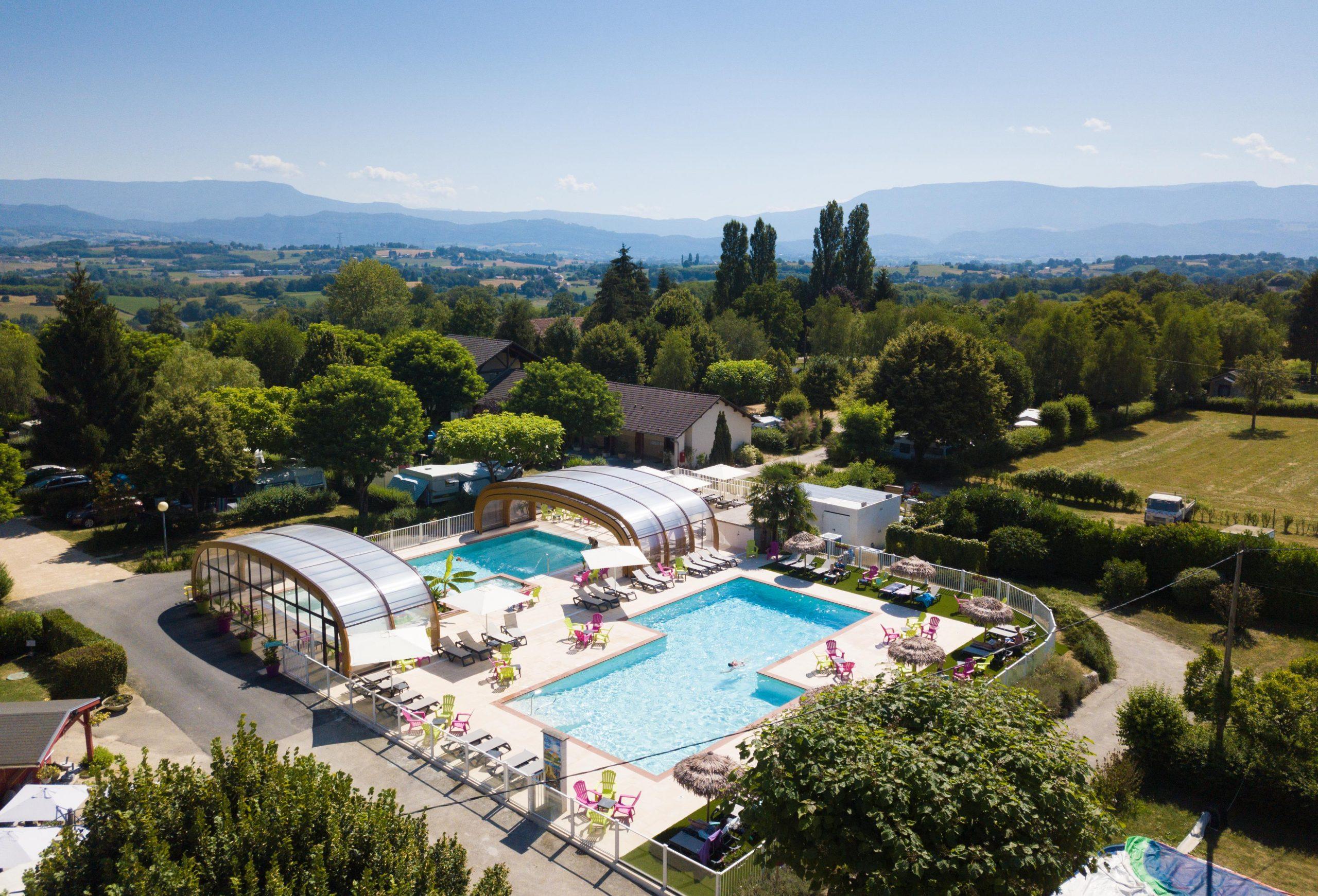 Le Coin Tranquille C'est Si Bon - France | Camping In Les ... concernant Piscine Les Abrets