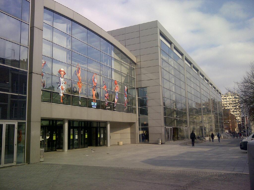 Le Coliseum, Amiens dedans Piscine Coliseum