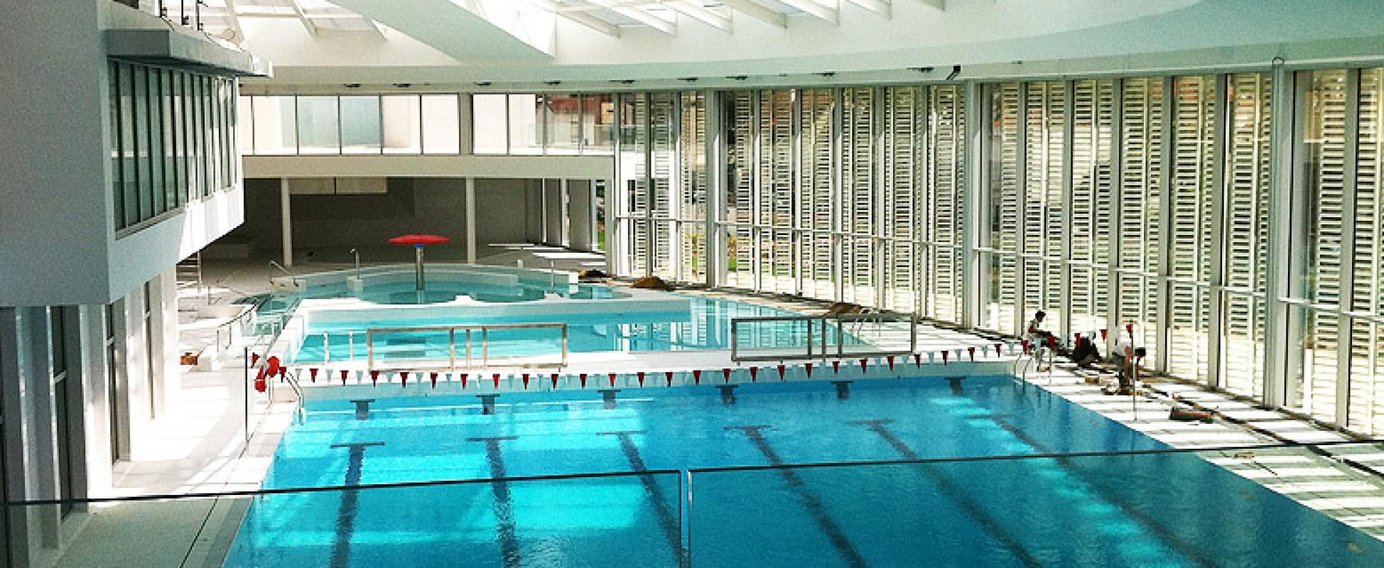 Le Dôme Vincennes Espaces Aquatique, Forme, Bien-Être Et Spa ... tout Horaire Piscine Vincennes