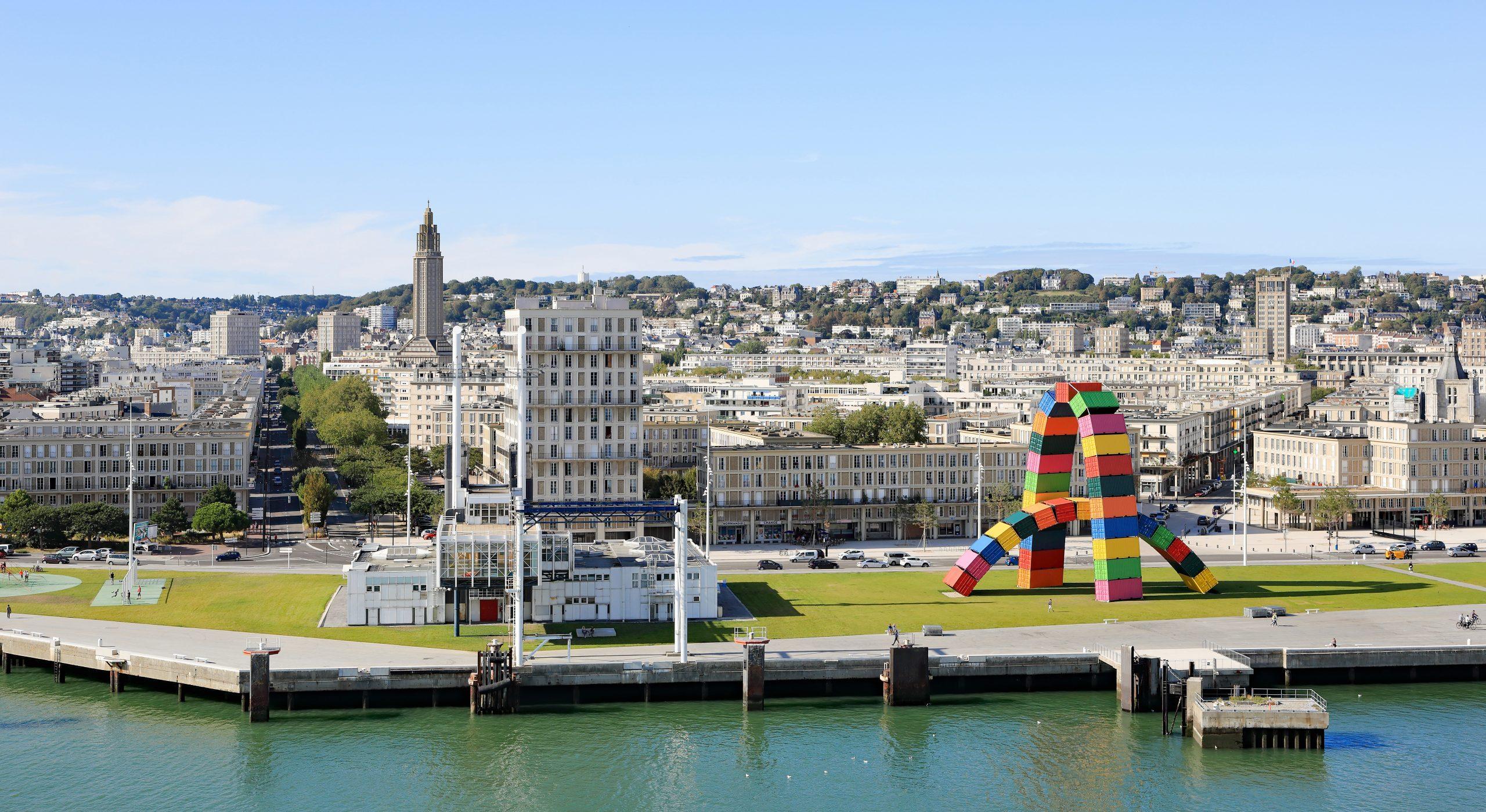Le Havre - Wikipedia dedans Piscine Criquetot