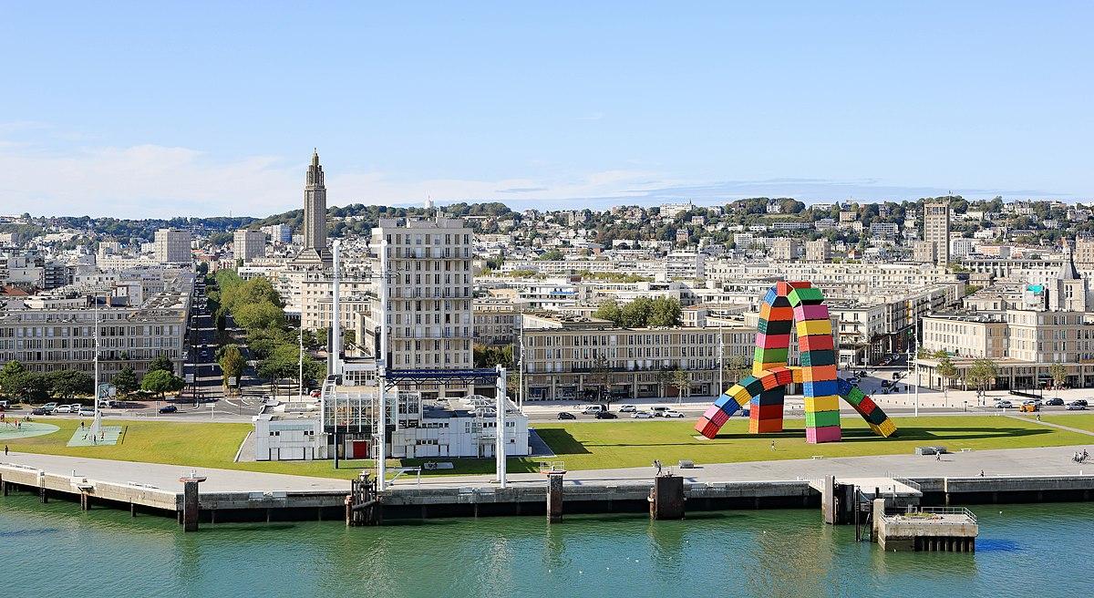 Le Havre - Wikipedia encequiconcerne Piscine Montville