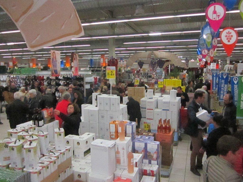 Le Magazine D's De Provencia - Carrefour Market La Rochette tout Couche Piscine Carrefour