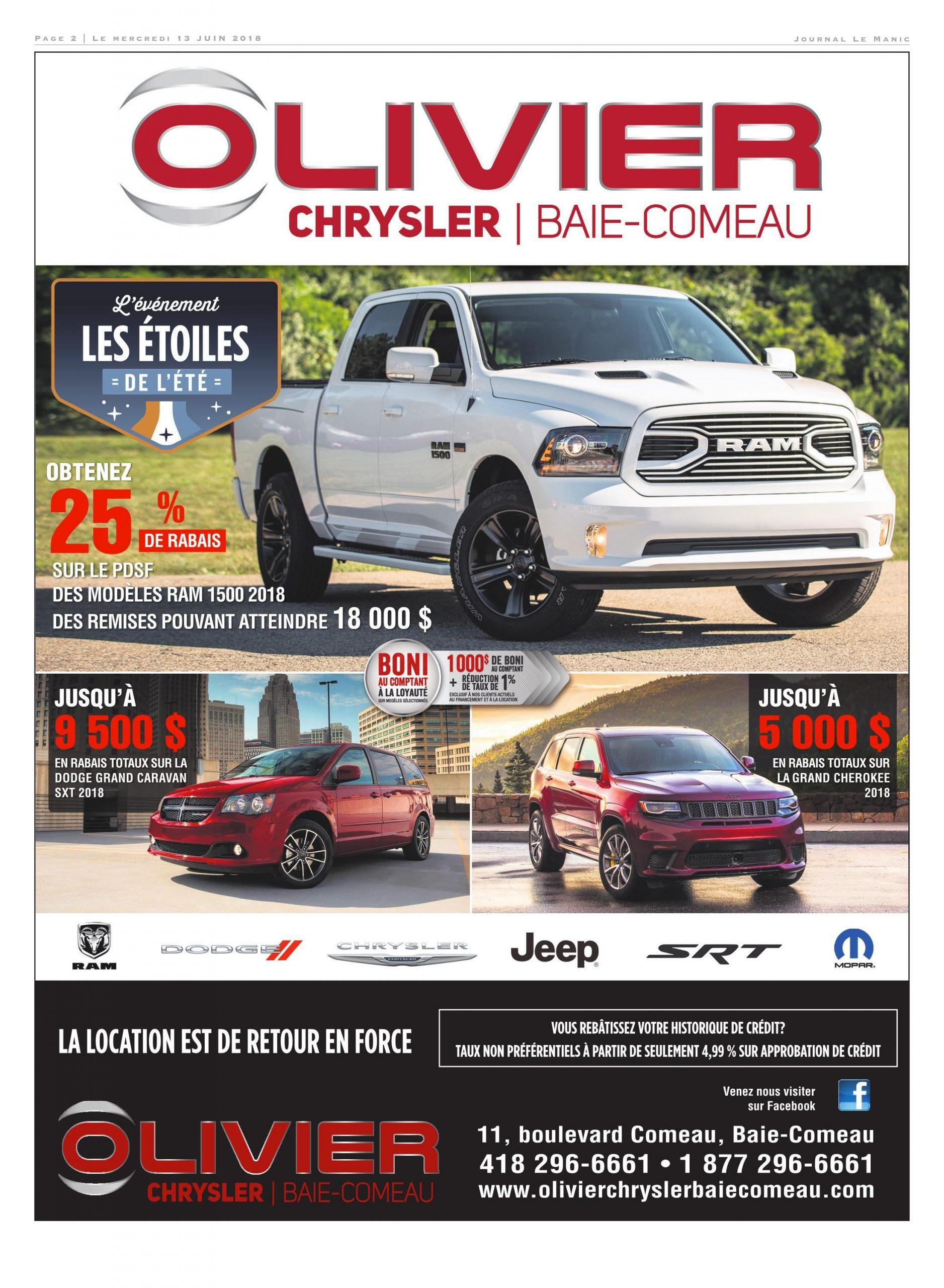 Le Manic 13 Juin 2018 Pages 1 - 48 - Text Version   Fliphtml5 destiné Piscine Autoportée Leclerc