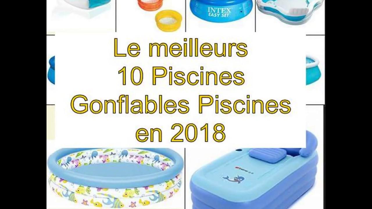 Le Meilleurs 10 Piscines Gonflables Piscines En 2018 - dedans Piscine Autostable