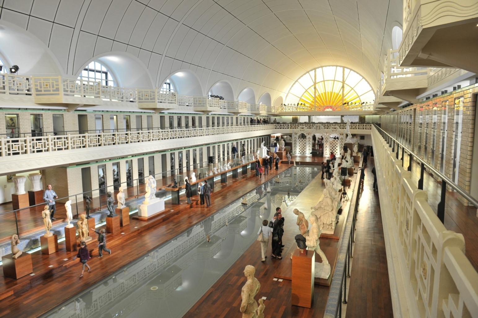 Le Musée La Piscine De Roubaix En Famille à Piscine Roubaix Horaires