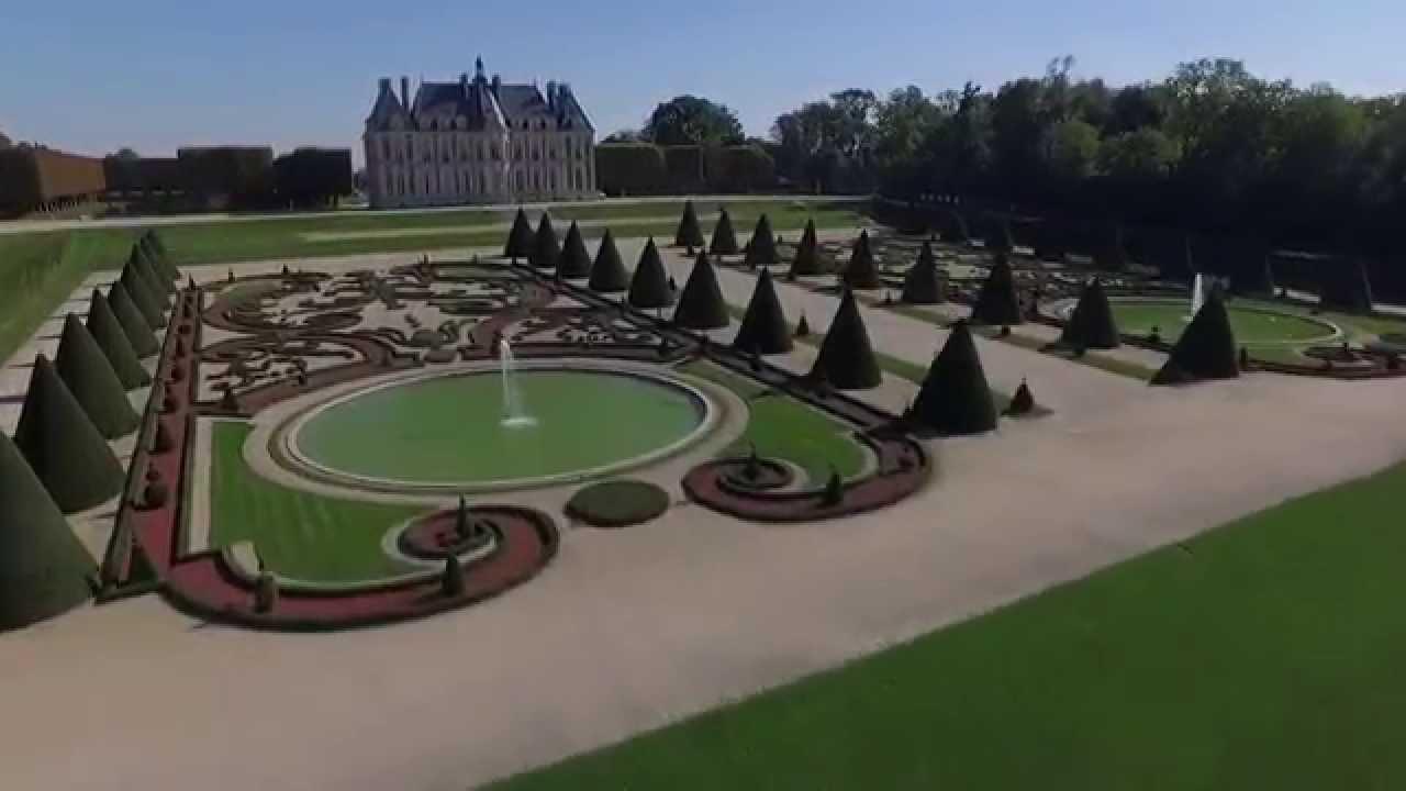 Le Parc Du Domaine De Sceaux | Sceaux Tourisme - Site ... destiné Piscine Sceaux