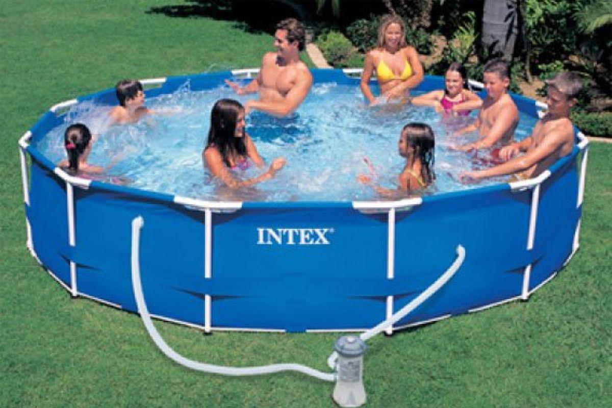 Le Réchauffeur De Piscine Intex - Guide-Piscine.fr à Réchauffeur De Piscine Intex
