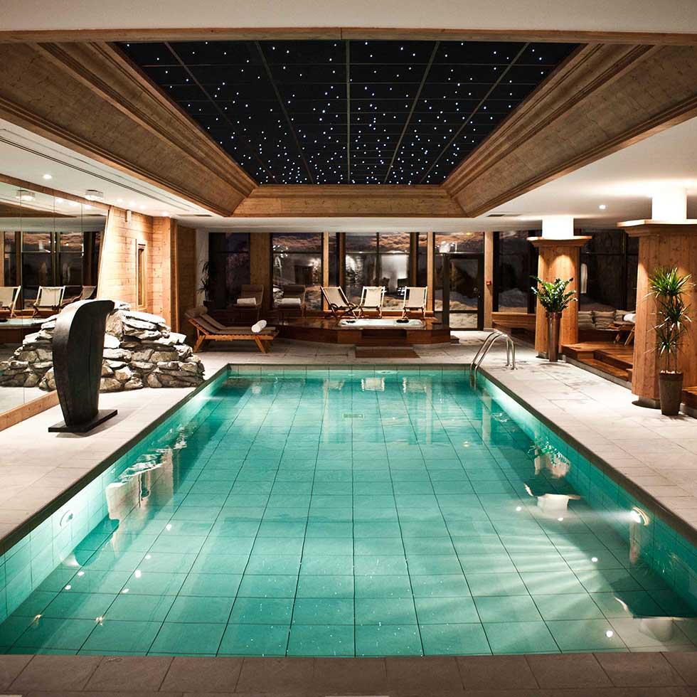 Le Spa Valmont, L'un Des Plus Beaux Spa Des Alpes Françaises destiné Piscine Tignes