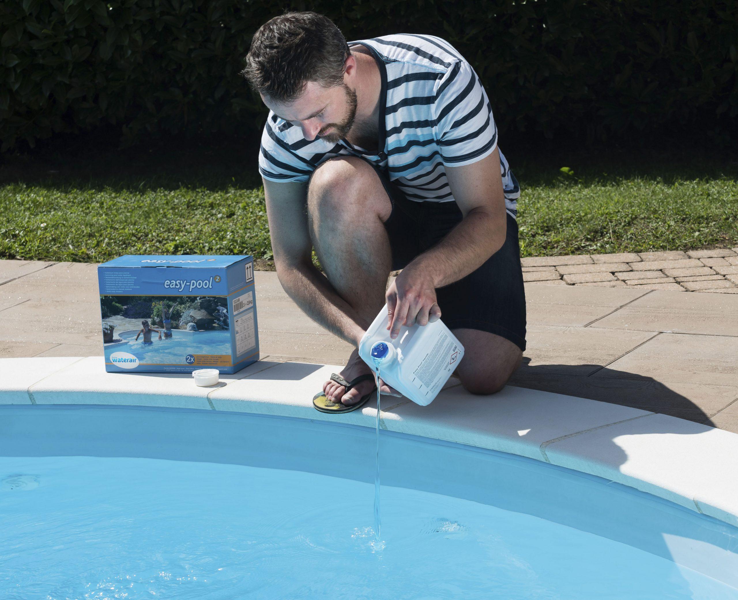 Le Stabilisant - Piscines Waterair concernant Trop De Chlore Piscine