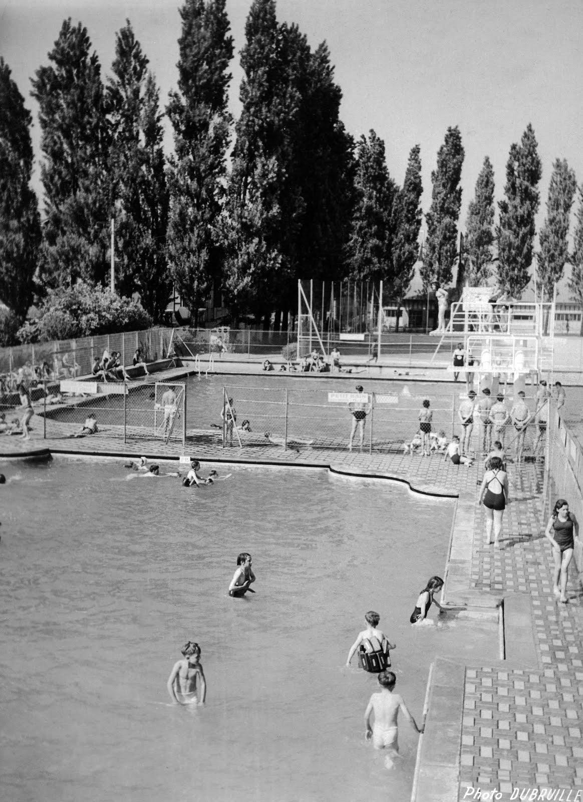 Le Stade Raoul Dautry - Ermont (95): Une Piscine À Ciel ... destiné Piscine Ermont